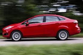Han muerto el Chevrolet Sonic y Ford Fiesta  !! Que vivan las SUV !!