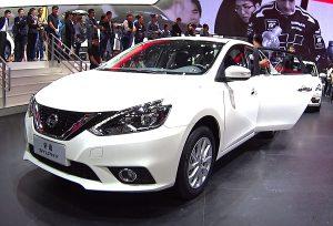 Nissan Sylphy EV es un Sentra eléctrico exclusivo para China