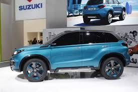 Suzuki Grand Vitara 2018: eficiente, hermosa y encantadora