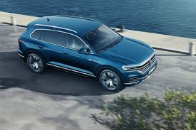 Volkswagen Touareg 2018: renovado y con muchas más tecnología