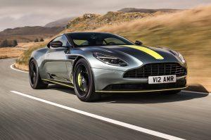 Aston Martin DB11 AMR 2019: belleza, lujo y poder