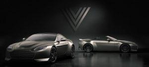 Aston Martin Vantage V12 V600, una edición para decir adios