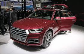 Audi Q5L, una versión con mayor espacio interior