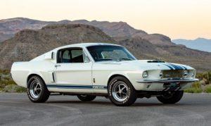 Ford Shelby GT500 Super Snake 1967, un regreso para unos pocos afortunados