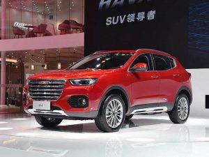 Salón de Beijing 2018: Haval H4 2018, una nueva SUV de origen chino
