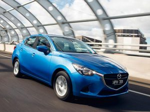 Mazda 2 Sedán 2018: ahora más seguro