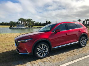 Mazda CX-9 2018: diseño, confort de marcha y habitabilidad.