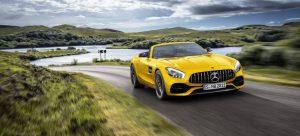 Mercedes-AMG GT S Roadster, belleza, poder y exclusividad
