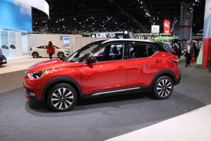 Nissan Kicks 2018: moderna y exitosa