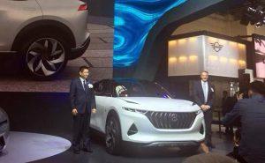 Salón de Beijing 2018: Pininfarina K350 Concept, una SUV de lujo que llegaría muy pronto