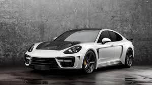 Porsche Panamera GTR Edition por TopCar Design, más poder y fibra de carbono por unos dólares más