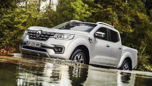 Renault Alaskan 2018: para el trabajo o para el placer