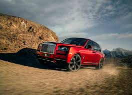 Rolls-Royce Cullinan, la nueva SUV de súper lujo