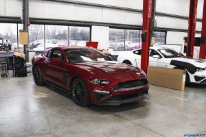 Roush JackHammer Mustang, orgulloso de sus 710 hp