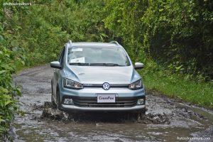 Volkswagen CrossFox 2018: aventurero y muy capaz