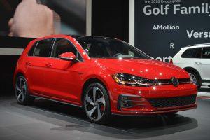 Volkswagen Golf GTI 2018: elegancia y deportividad.