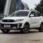 Changhe Q35 2018:  moderno diseño y un equipamiento superior