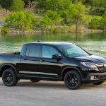 Honda Ridgeline 2018: comodidad, desempeño y eficiencia.