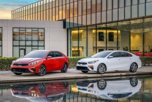 Kia Forte 2018 (Kia Cerato 2018): en su nueva tercera generación