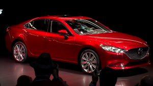 Mazda 6 2019: una profunda actualización y un nuevo motor turbo.
