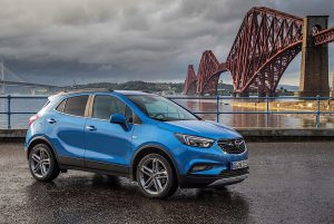 Opel Mokka X 2018: pequeños retoques pero la misma elegancia