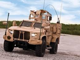 Oshkosh L-ATV este el nuevo carro oficial del ejército de EEUU