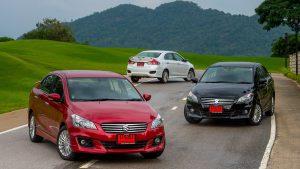 Suzuki Ciaz 2018: bajo precio, bajo consumo y bien equipado