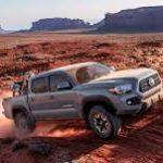 Toyota Tacoma 2018: atractiva, musculosa y poderosa