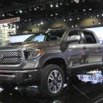 Toyota Tundra 2018: una importante actualización de media vida