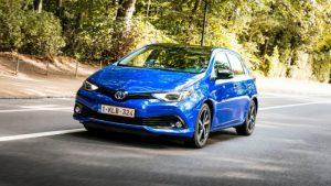 Toyota Auris 2018: confiabilidad, durabilidad y economía de combustible