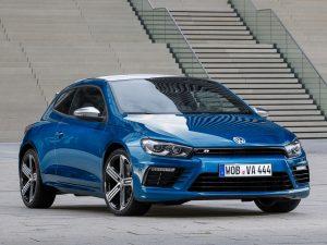 Volkswagen Scirocco 2018: dinámico, potente y veloz.