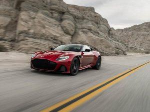 Aston Martin DBS Superleggera 2019, un espectacular Súper Gran Turismo