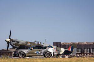 Ford Eagle Squadron Mustang GT es un poderoso pony en honor a los héroes de la guerra