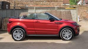 Land Rover Range Rover Evoque Convertible 2018: especial, lujosa y poderosa