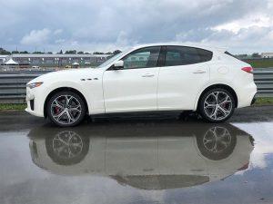 Goodwood 2018: Maserati Levante GTS 2019, emocionante y contundente