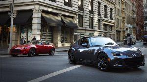 Mazda MX-5 2019: más equipado y más poderoso
