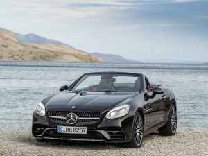Mercedes-AMG SLC 43 2019, majestuoso, exclusivo y poderoso