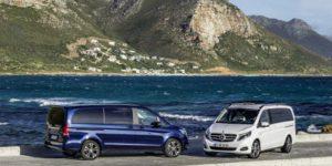 Mercedes-Benz Clase V 2018: comodidad, lujo y exclusividad