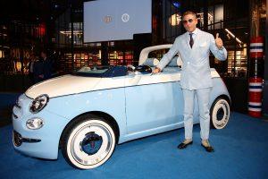 Prototipo de Garage Italia y Pininfarina
