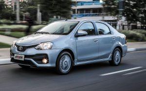 Toyota Etios Sedán 2018: renovado y más seguro