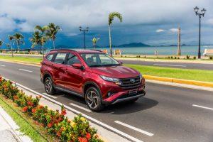 Toyota Rush 2019: tecnología e innovación