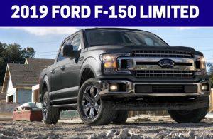 Ford F-150 Limited 2019: más lujo y con el mismo poder de la Raptor