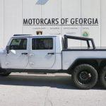 Jeep Wrangler 6x6 por Monster Customs: más poderoso y radical