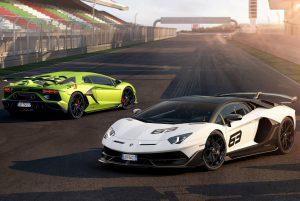 Peeble Beach 2108: Lamborghini Aventador SVJ,  poder y superioridad de rendimiento.