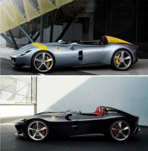 Ferrari Monza SP1 y Monza SP2: Ediciones especiales y más exclusivas