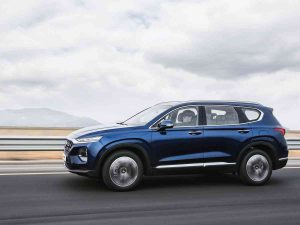 Hyundai Santa Fe 2019, ahora en su cuarta generación