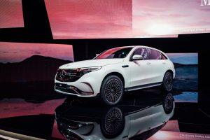 Mercedes-Benz EQC 400 4Matic: una SUV 100% eléctrica