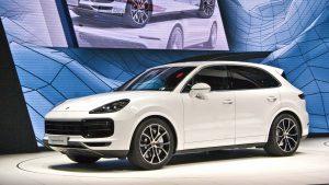Porsche Cayenne 2019, presentación