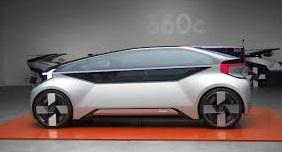 Volvo 360c Autonomous Concept, un futurista carro-casa futurista