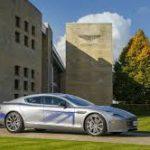 Aston Martin Rapide E, el primer eléctrico de Gaydon confirmado para 2019